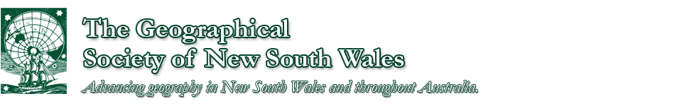 Geographical Society of New South Wales